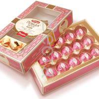 Трюфели Марципан 225гр*10шт Победа Набор конфет