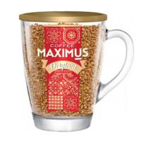 Кофе Максимус (Ориджинал) 70гр Ст.КРУЖКА (12)