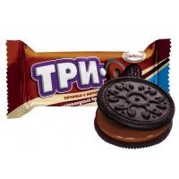 ТриО (брауни) 3кг Акконд конфеты-печенье