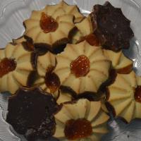 Курабье (шок. дно) 3кг Вернисаж печенье