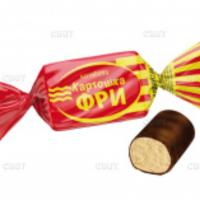 Картошка ФРИ 1кг*5уп Невский конфеты