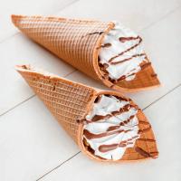 Молочная вафелька (в форме рожка) 2кг Суслова Армавир