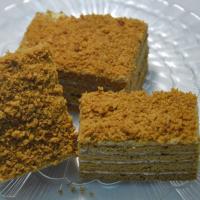 Пирожное Медовое Классическое 2кг Вернисаж