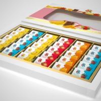 Набор шоколада ВS (с молоч.нач) 240гр*10шт Баян Сулу