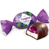 Сладкое созвучие (смород.-пломбир) 1кг*4уп Конти конфеты
