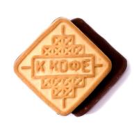 Д (В ШОКОЛАДЕ) К Кофе 3кг Далматово печенье