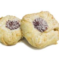ДЕНИШ (Творог-Малина) 1,2кг Баттерфляй слойка