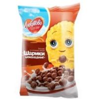 сз Шарики Шоколадные 200гр*10шт М/У Любятово