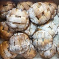Фруктовая корзинка 2,5кг Израильянц печенье
