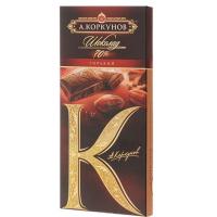 Коркунов (Горький) 90гр*14шт Шоколад ШТУЧНО
