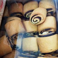 Рулет с Черемухой 2,5кг Курган печенье