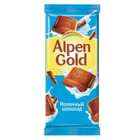 Альпен Голд 85гр*22шт* (Молочный) Шоколад