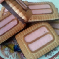 ШАЛЕ 3,5кг (Йогурт-Абрикос) Кузнецов печенье