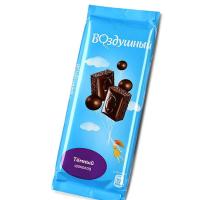 ВОЗДУШНЫЙ 85гр*20шт порист.Тёмный шоколад