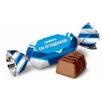 Со Сгущенкой 1кг*6уп Конти конфеты