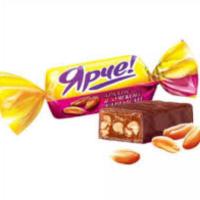 Ярче Арахис 0,5кг*10уп Н-Тагил конфеты