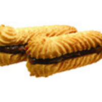 Восьмерка со сгущенкой 2кг Нагдалян печенье