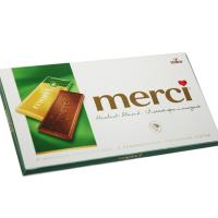 МЕРСИ 100гр*15шт (Молочный Кофе и Бел шоколад) шоколад ШТУЧНО