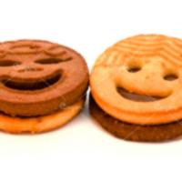 Веселая улыбка 2,5кг (сгущ) Пошин печенье