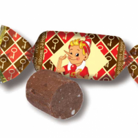Бат БУРАТИНО 1кг*6уп конфеты ЮУК Челябинск