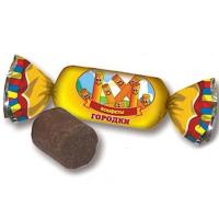 Бат ГОРОДКИ 1кг*6уп конфеты ЮУК Челябинск
