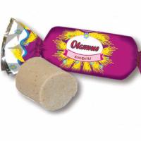 Бат ОВСЯНЫЕ 1кг*6уп конфеты ЮУК Челябинск
