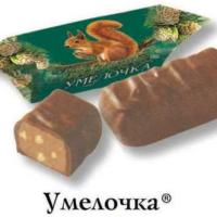 ЮУК Умелочка 1кг*6уп конфеты Челябинск