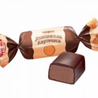 Яшкинская картошка 0,5кг*12уп Н-Тагил конфеты