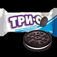 ТриО (Какао-пломбир) 3кг Акконд конфеты-печенье
