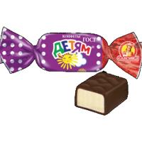 Детям 1кг*5уп Славянка конфеты