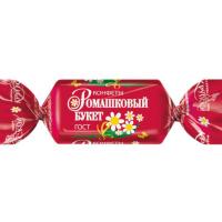 Ромашковый букет 1кг*5уп КФ Крупской конфеты