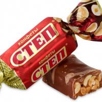 Степ (Золото) 1кг*6уп Славянка конфеты