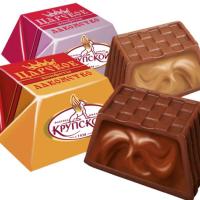 Царское Лакомство 1кг*4уп КФ Крупской конфеты