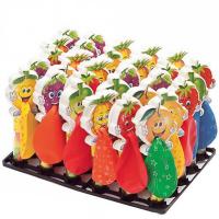 ФРУКТОВЫЕ пищалки 4гр*30шт конфета с игрушкой