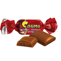 Слимо (Миндаль) 1кг*4уп Акконд конфеты