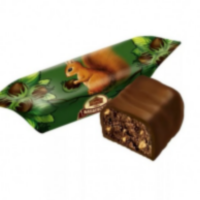 Белочка Бабаевская 1кг*5уп конфеты Бабаевский