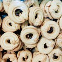 Лакомка со сгущенкой 1,6кг Кондитер печенье