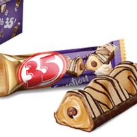 35 (СЛИВКИ) 1,5кг ЭССЕН конфеты