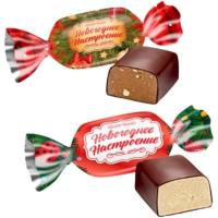 """(НГ) конфеты """"Новогоднее Настроение"""" 1кг*6уп С-Петербург (Финтур)"""