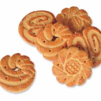 Фенечки ПРОСТЫЕ 3,5кг Далматово печенье