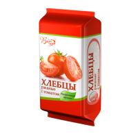 Хлебцы 100гр*25шт (Ржаные с томатом) Тамбов
