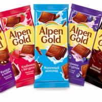 Альпен Голд 90гр*20шт (СБОРКА !!!!!) Шоколад
