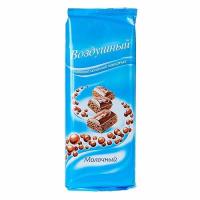 ВОЗДУШНЫЙ 85гр*20шт порист.Молочный шоколад