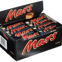 Марс 50гр*36шт (8) шоколад