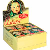 Аленка 15гр*42шт шоколад Кр.Окт