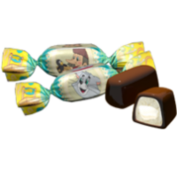 Йогуртовые (Простоквашино) 1кг*5уп Ламзурь конфеты