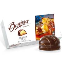 Десерт Бонжур 232гр*9шт Конти набор конфет