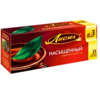 Чай Лисма (Насыщенный) 25 пак (27)
