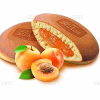 Панкейк 0,5кг (абрикос) печенье
