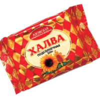 Халва (фас) 350гр*16шт (Подсолнечная) Азов ШТУЧНО